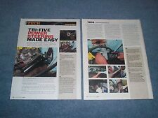 How-To Tech Info Article 1955 56 57 Chevy Power Steering Install CPP