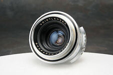- Voigtlander Skoparon 35mm f3.5 Lens for ProminenT