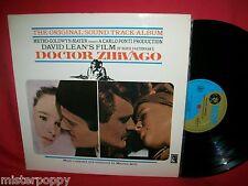 MAURICE JARRE Doctor Zhivago OST LP 1966 AUSTRALIA Mint- MONO