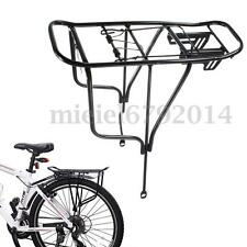 Heavy Duty Bike Bicycle Cycle Pannier Rear Rack Carrier Bracket Luggage Bag 50kg