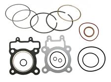 1988-2002 KAWASAKI BAYOU 220 PISTON RINGS & TOP END GASKET KIT 67mm STOCK BORE