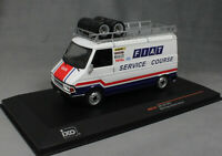IXO Fiat 242 Fiat France Rally Support 1979 RAC273X 1/43 NEW