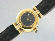 MUST DE CARTIER LADIES GOLD PLATED SILVER QUARTZ WATCH - CARTIER WATCH