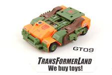 Roadbuster Figure Deluxe Vehicles 1985 Vintage Hasbro G1 Transformers