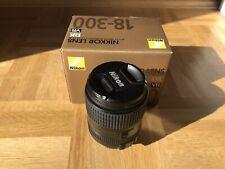 Viaggio Nikon-Obiettivo zoom Travel LENS AF-S DX NIKKOR 18-300 mm 1:3,5-6,3g ED VR