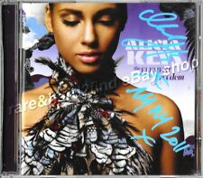 Alicia Keys ELEMENT OF FREEDOM CD Album Hand Signed in New York 2011 UNIQUE
