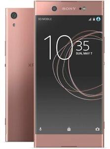 Sony Xperia XA1 Single-SIM Android Smartphone 12,7cm 5Zoll 23MP Kamera Rosa