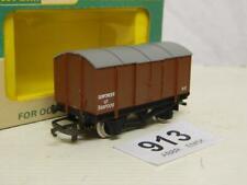 Wrenn OO BR Gunpowder Wagon B887002 Box W5102