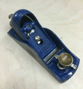 Vintage Record No. 09½ Block Plane, with adjustable mouth