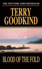 Sword of Truth: Blood of the Fold  by Terry Goodkind (1997, Paperback, Revised)