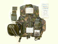 British SAS/Special Forces Helicopter Pilot Survival/E&E Vest Beaufort Mk61 DPM