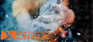 Rock Climbing Chalk - Magnesium Carbonate - Satisfaction Guaranteed - XChalk