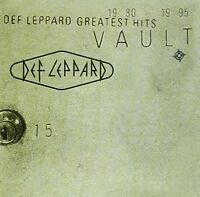 Def Leppard Vault-Greatest hits 1980-1995 [CD]