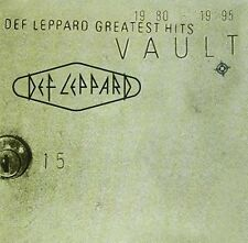 Def Leppard Vault-Greatest hits 1980-1995 [CD]