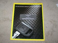 John Deere Used 42C Mower Deck Operators Manual A8