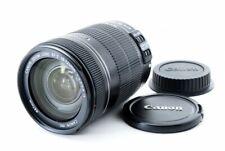 Canon EF-S 18-135mm F/3.5-5.6 Es Zoom Lente [ EXC Fm Japón Libre / Envío #553569