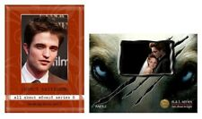 NAT (Nuts About Twilight) All About Edward Series 5 Trading Cards