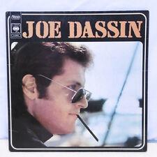 """33T Joe DASSIN Vinyle LP 12"""" LE CHEMIN DE PAPA - LES CHAMPS ELYSEES - CBS 63648"""