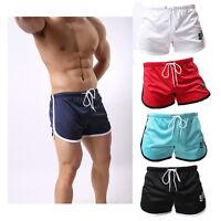 Men Summer Casual Sports Gym Shorts Running Jogging Trunks Beach Short Pants 3XL