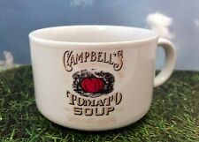 Rare Vintage Campbell's Westwood Collectible Condensed Tomato Soup Cup Bowl Mug
