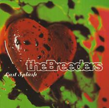 The Breeders - Last Splash LP REISSUE NEW RED VINYL Pixies, Throwing Muses