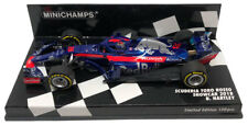 MINICHAMPS 1/43 Brendon Hartley Scuderia Toro ROSSO Honda F1 Showcar 2018 Halo