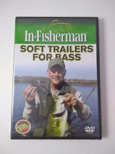 In-Fisherman DVD- Soft Trailers For Bass