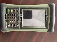 Trimble Nomad 800 Data Collector Wi-Fi, Windows Mobile 6.1 Bluetooth,