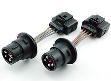 Audi A3 8L Facelift Scheinwerfer Kabel Adapter Plug & Play Nachrüstung Kabelbaum