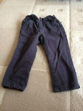 boys blue/grey primark skinny jeans age 18-24 months