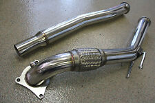 Beluga Racing Volkswagen VW 06-10 GTI 2.0T CCTA MKV MK5 Turbo Exhaust Downpipe
