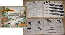 Hauptkatalog 1963/64 FIRMA EDUARD KETTNER Jagen: Waffen Bekleidung Hüttenbedarf