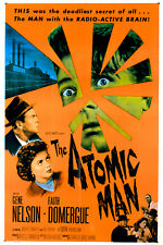 THE ATOMIC MAN 1955 Sc-Fi Thriller Movie Film PC Windows Mac iPad INSTANT WATCH