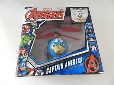 WorldTech 33194 Marvel Captain America Flying UFO Ball New
