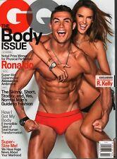Gq Revista Febrero 2016 Cristiano Ronaldo Alessandra Ambrosio 031220AME