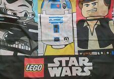 Lego Star Wars Single Duvet/Quilt Cover Set Reversible 2011 Very Clean