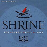 SHRINE THE RAREST SOUL LABEL VOLUME 1 Various NEW & SEALED NORTHERN CD (KENT)