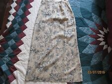 Talbots Rayon Regular Floral Skirts for Women