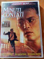 Minuti Contati - DVD editoriale, nuovo sigillato