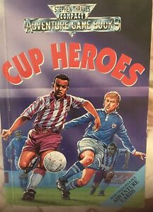 Stephen Thraves Compact Adventure Game Books - Cup Heroes