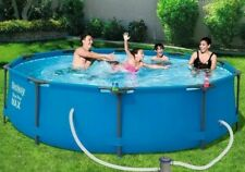 Bestway Steel Pro Max 10ft  Swimming pool  Next 1-2 working day delivery UK