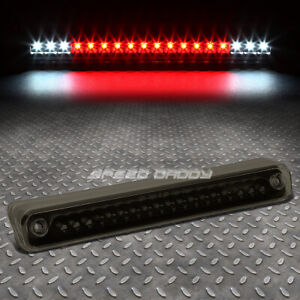 FOR 92-99 GMC YUKON CHEVY TAHOE LED THIRD 3RD TAIL BRAKE LIGHT CARGO LAMP TINTED