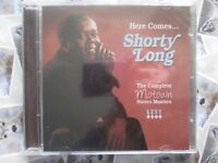 Shorty Long Here Comes... Shorty Long The Complete Motown Stereo Masters CDTOP