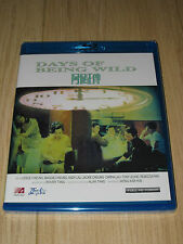 Days Of Being Wild (Blu-ray) - Andy Lau, Leslie Cheung, Wong Kar Wai (Region A)