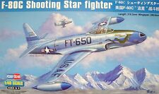 HOBBYBOSS® 81725 F-80C Shooting Star Fighter in 1:48