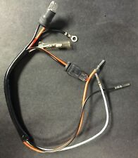 Harley NOS OEM Speedometer Wiring Harness with Bulbs  HD# 67263-94   #3851
