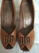 1940s original shoes  size 3 to 3 1/2