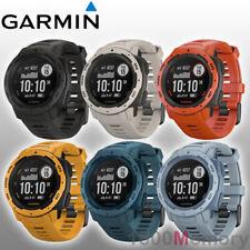 GENUINE Garmin Instinct GPS HRM Fitness Gym Running Cycling Swim Watch Tracker