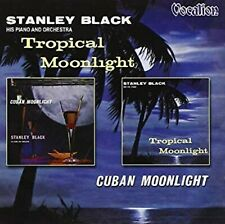 Tropical Moonlight / Cuban Moonlight By STANLEY & ORCHESTR BLACK , Music CD
