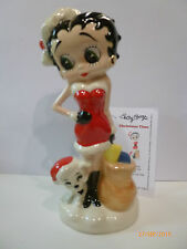 WADE BETTY BOOP CHRISTMAS TIME LE 750 7 INCHES HIGH